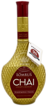 Somrus Chai Cream Liqueur 750ml