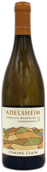 Adelsheim Vineyard Chehalem Mountains Staking Claim Chardonnay 2015