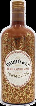 Vermouth Padro & Co. Dorado Amargo Suave