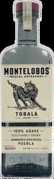 Montelobos Tobala Joven Mezcal