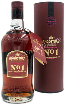 Angostura No.1 First Oloroso sherry Cask