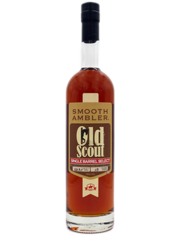 Smooth Ambler Old Scout 13 Year Single Barrel Select Cask Strength Bourbon
