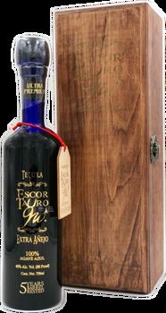 Escor Tauro Extra Anejo Tequila