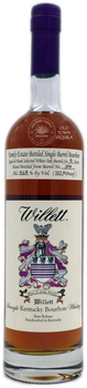 "Willett 6 years ""OldTownTequila.com"" Single Barrel Straight Kentucky Bourbon Whiskey"