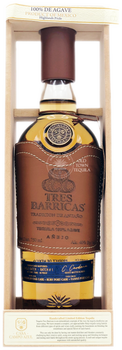 Tres Barricas Anejo Tequila