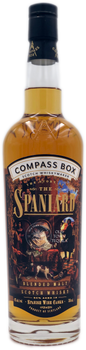 Compass Box The Story of the Spaniard Scotch Whisky