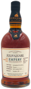 Foursquare Rum 14 Year Old Empery Exceptional Cask Selection Mark IX Single Blended Barbados Rum