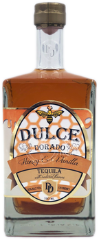 Dulce Dorado Honey and Vanilla Tequila 750ml