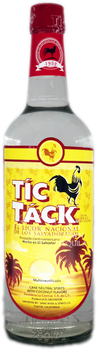 Tic Tack Aguardiente Liqueur 750ml