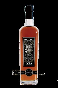 Oola Three Shores Cabernet Barrel Finished Whiskey
