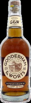 Gooderham & Worts Four Grain Whisky 750ml