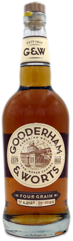 Gooderham & Worts Four Grain Whisky 750ml