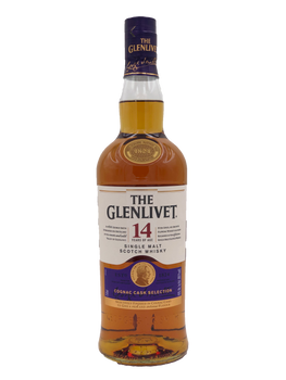 The Glenlivet 14 Years Single Malt Scotch Whisky