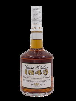 David Nicholson 1848 Kentucky Straight Bourbon  Whiskey
