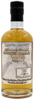 That Boutique-y Cambus 25 Years Old Single Grain Scotch Whisky 375ml