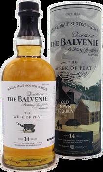 The Balvenie The Week of Peat 14 years Single Malt Scotch Whisky 750ml