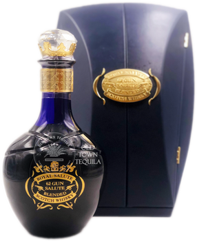 Chivas Regal Royal Salute 62 Gun Salute Scotch Whisky 1L