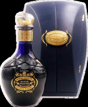 Chivas Regal Royal Salute 62 Gun Salute Scotch Whisky 1L