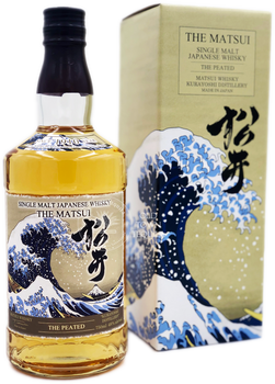 The Matsui Single Malt Peated Japanese Whisky 750ml