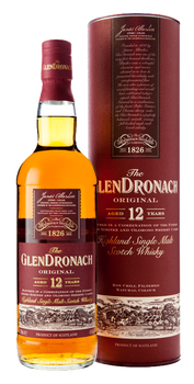 Glendronach Single Malt Scotch Whiskey 12Yr