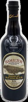 Hamilton Jamaican Pot Still Black Rum 750ml