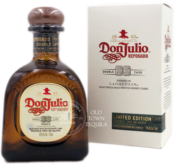 Don Julio Double Cask Lagavulin Finish Reposado Tequila 750ml