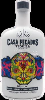 Casa Pecados Blanco Tequila 750ml