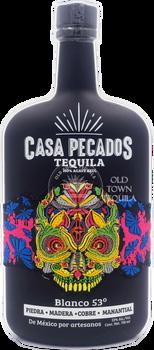 Casa Pecados Blanco 53 Tequila 750ml