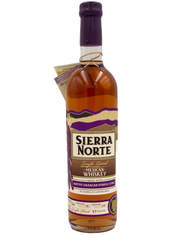 Sierra Norta SB Purple Corn Mexican Whisky