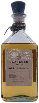 Cazcanes No. 7 Reposado Tequila 750ml