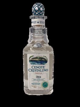 Cenote Cristalino Anejo Tequila