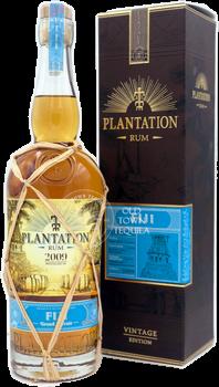 Plantation Fiji 2009 Vintage Edition Rum 750ml