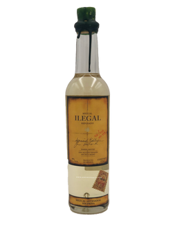 Ilegal Mezcal Reposado 375ml