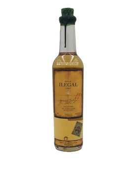 Ilegal Mezcal Anejo 375ml