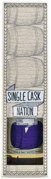 Single Cask Nation Ledaig 15 Years Old Single Malt Scotch Whisky 750ml