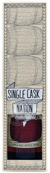 Single Cask Nation Clynelish 23 Years Old Single Malt Scotch Whisky 750ml