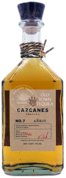 Cazcanes No. 7 Anejo Tequila 750ml