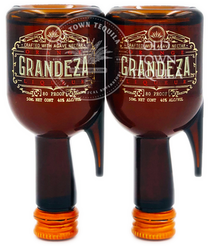Grandeza Orange Liqueur 50ml Bottle Set
