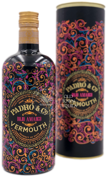 Vermouth Padro & Co. Rojo Amargo 750ml