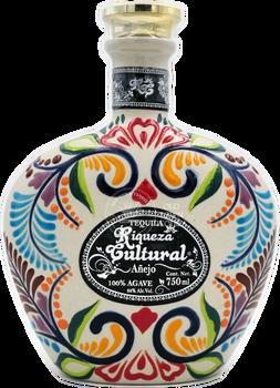 Riqueza Cultural Anejo Tequila 750ml