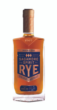 Sagamore Double Oak Rye Whiskey 750ml