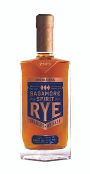 Sagamore Double Oak Rye Whiskey 750ml
