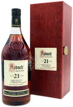 Asbach Selection Aged 21 Years Brandy 750ml