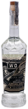 Two James Rye Dog White Whiskey 750ml
