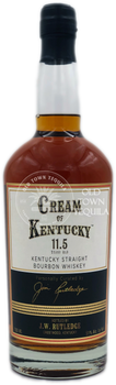 J. W. Rutledge Cream of Kentucky 11.5 Year Old Straight Bourbon Whiskey 750ml