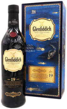 Glenfiddich Age of Discovery Bourbon Cask Single Malt Scotch Whisky 750ml