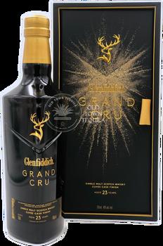 Glenfiddich Grand Cru 23 Years Single Malt Scotch Whisky 750ml