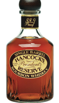 Hancock's Reserve Single Barrel Straight Bourbon Whiskey