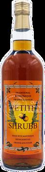 Petite Shrubb Martinique Orange Liqueur 1 Liter