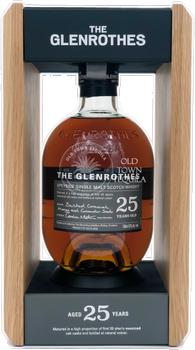 The Glenrothes 25 Year Old Speyside Single Malt Scotch Whisky 750ml